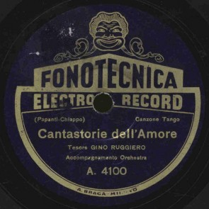 Cantastorie dell'amore