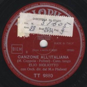 Canzone all'italiana