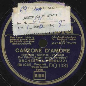 Canzone d'amore