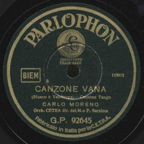 Canzone vana