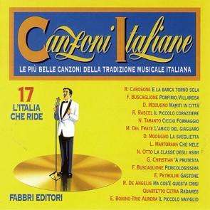 Canzoni italiane. L'Italia che  ride