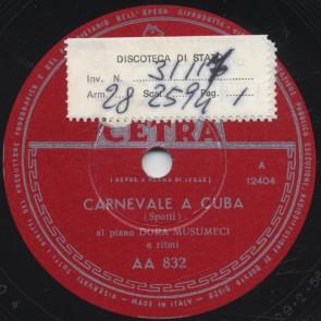 Carnevale a Cuba
