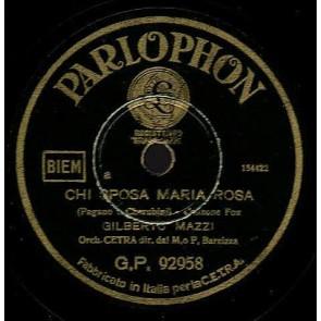 Chi Sposa Maria Rosa cover