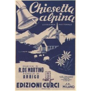 Chiesetta Alpina cover