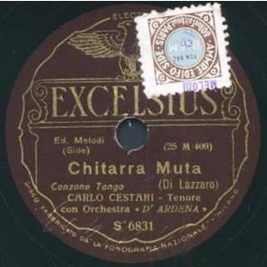 Chitarra Muta cover