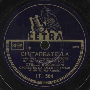 Chitarratella