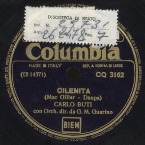 Cilenita