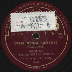 Clementina Santafe'