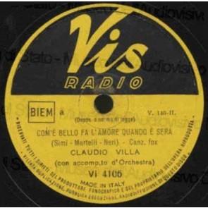 Com'e' Bello Fa L'amore Quanno E' Sera cover