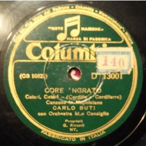 Core 'ngrato cover