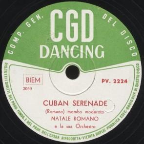 Cuban serenade