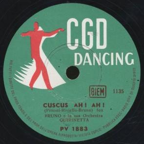 Cuscus ah! ah!