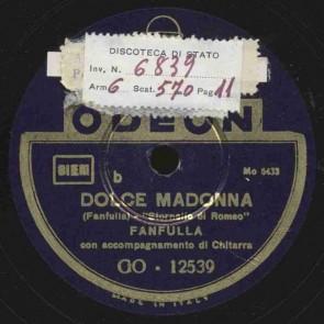 Dolce Madonna