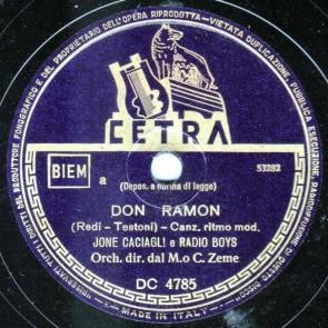 Don Ramon cover