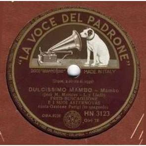 Dulcisimo Mambo cover