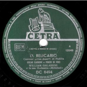 El Relicario cover