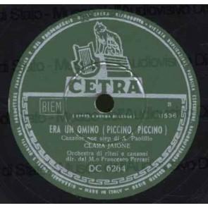Era Un Omino (Piccino Piccino) cover