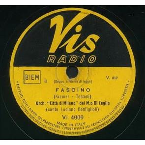 Fascino cover