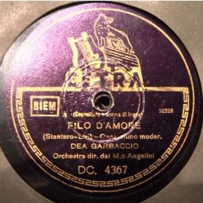 Filo D'amore cover