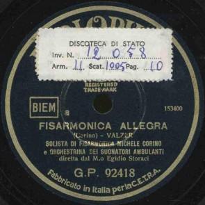 Fisarmonica allegra