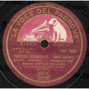 Fontana Innamorata cover