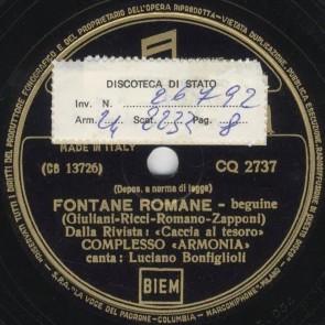 Fontane Romane cover