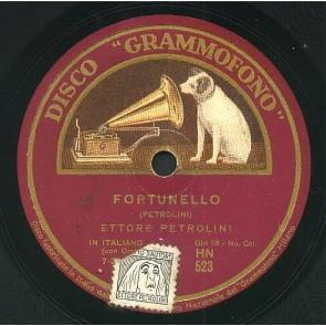 Fortunello cover