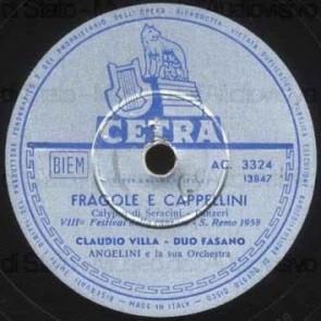Fragole E Cappellini cover