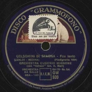 Gelsomini di Spagna