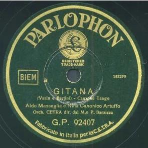 Gitana cover