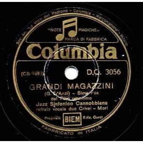 Grandi Magazzini cover