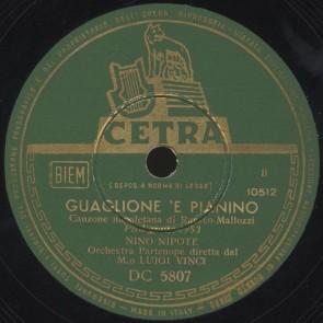 Guaglione 'e pianino