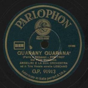 Guarany guarana'