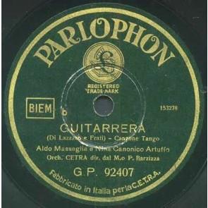 Guitarrera cover