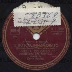Il Bosco Innamorato cover