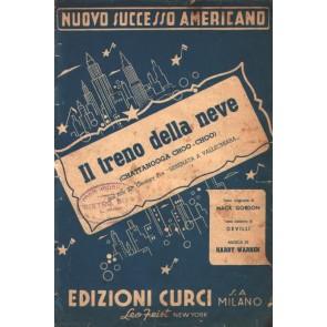 Il Treno Della Neve  (Dollby) cover