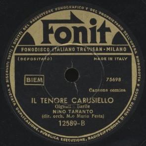 Il tenore Carusiello