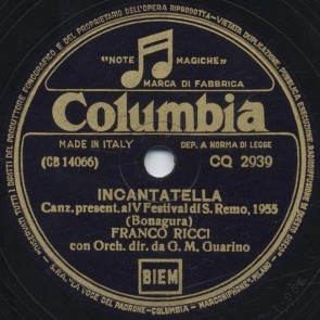 Incantatella