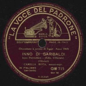 Inno di Garibaldi