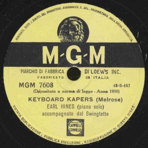 Keyboard kapers