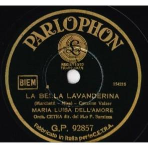 La Bella Lavanderina cover