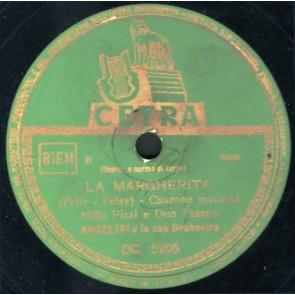 La Margherita cover