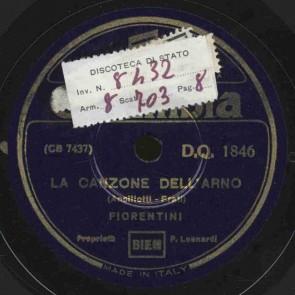 La canzone dell'Arno