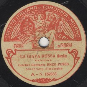 La giava rossa