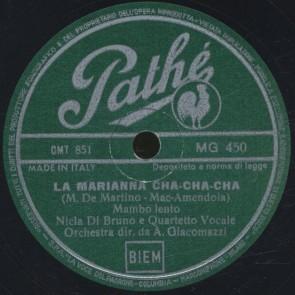 La Marianna cha-cha-cha