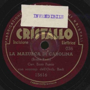 La mazurca di Carolina