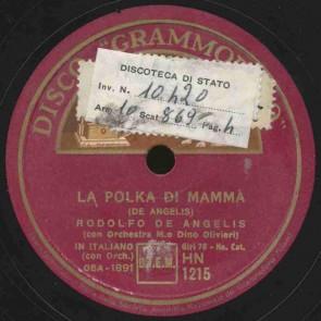 La polka di mamma'