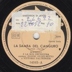 La samba del canguro