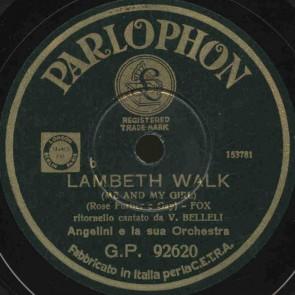 Lambeth walk