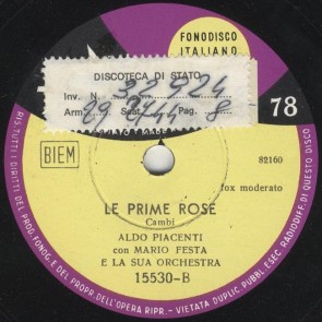 Le prime rose